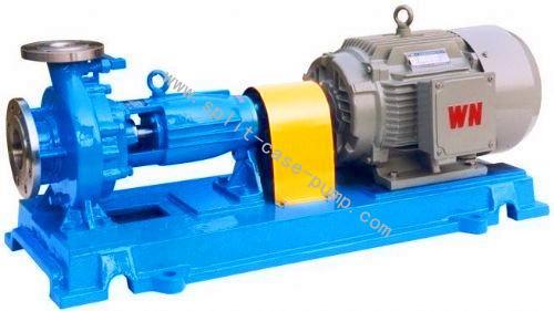 API610 chemical process pump, OH1/OH2 pump